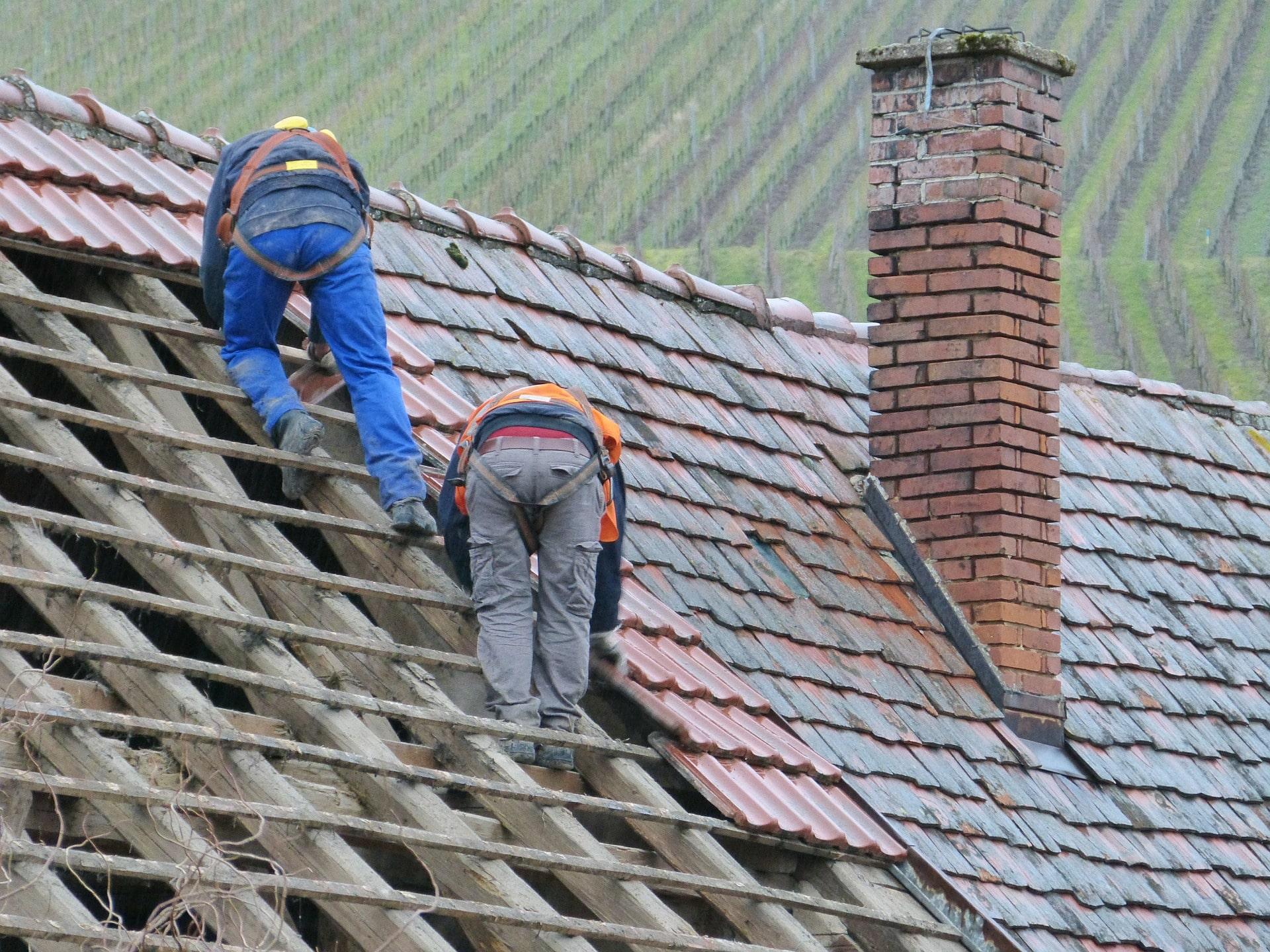 ¿Cuánto cuesta cambiar un tejado?
